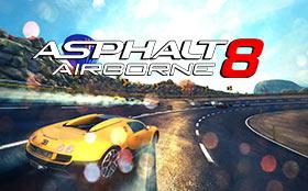 Asphalt 8: Airborne на Андроид
