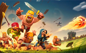 clash of clans на андроид