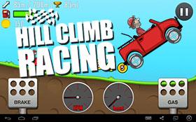 Hill Climb Racing на Андроид