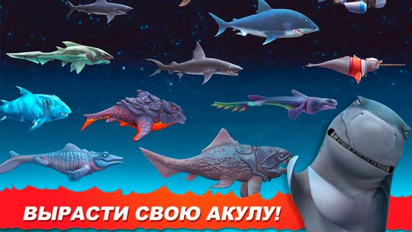Hungry Shark Evolution Screen 4