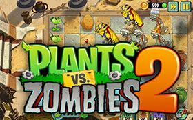 Plants vs. Zombie 2