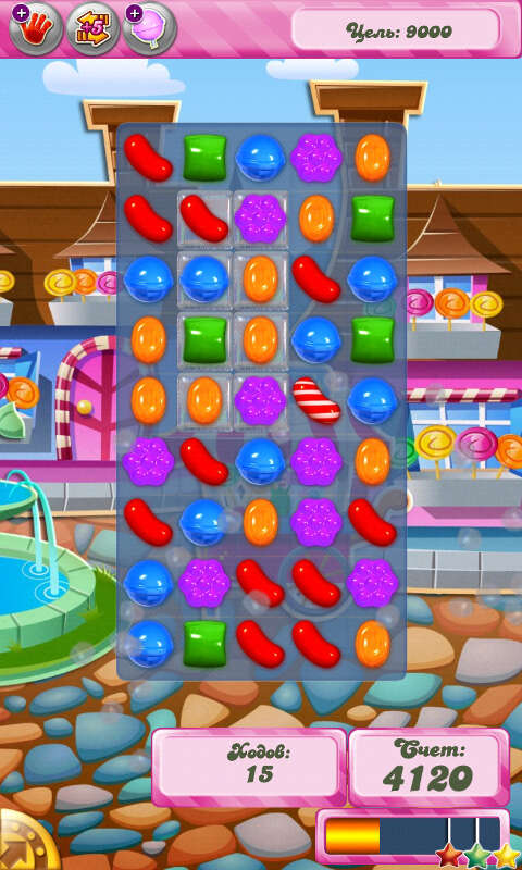 Candy Crush Saga Скриншот 4