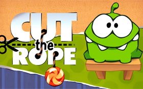 Игра Cut the Rope на Андроид