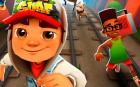 subway surf на андроид