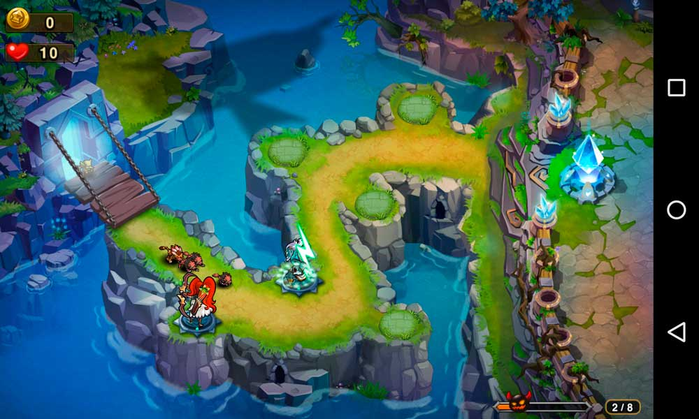 Magic Rush: Heroes Скриншот 7