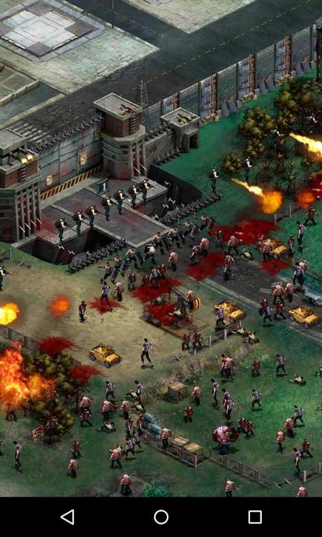 Last Empire War Z скриншот 2