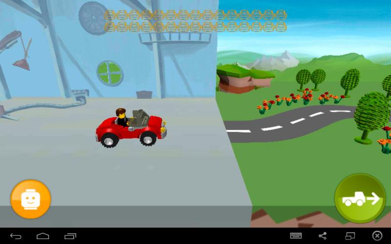 LEGO Juniors Create & Cruise