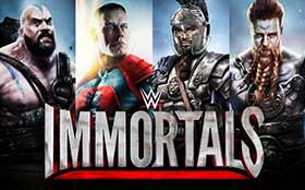 WWE-Immortals