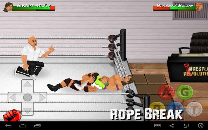 WrestlingRevolution