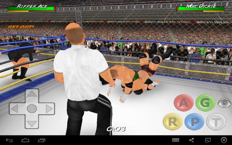 WrestlingRevolution3D