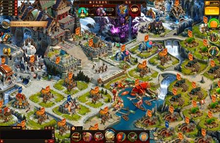 Vikings War of Clans Screen 2