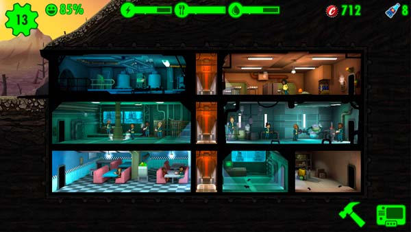 Fallout Shelter Screen 5