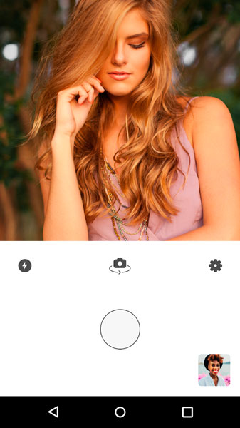 Prisma на Андроид скриншот 2