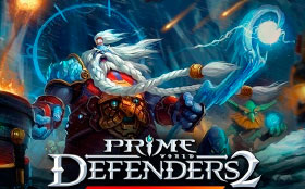 Prime World Defenders 2 Tower Defense Logo