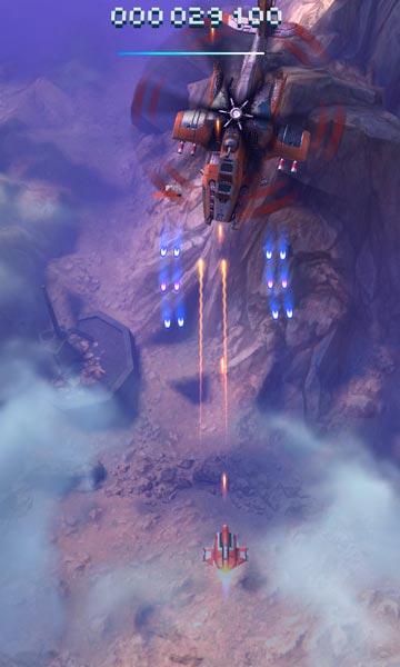 Sky Force Reloaded Screen 3
