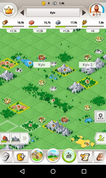 travian kingdoms screen 3