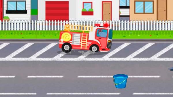 Пожарный патруль Скрин 3