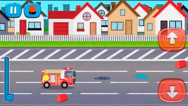 Пожарный патруль Скрин 4