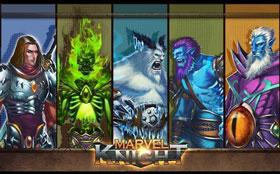 MARVEL-knight-Nonstop-Fighting