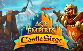 Age of Empires: Castle Siege Logo