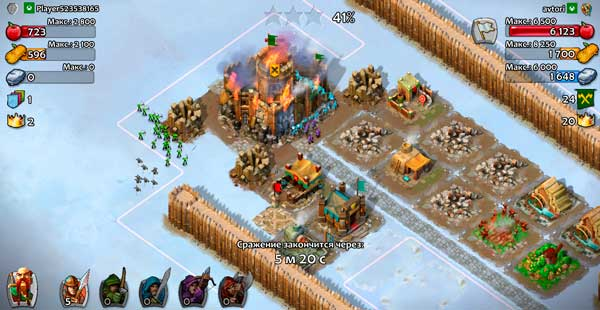 Age of Empires Castle Siege Screen 5