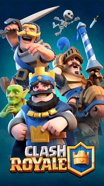 Clash Royal Screen 1