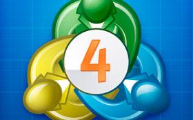 MetaTrader 4 Logo