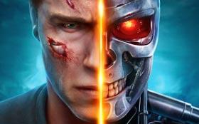 Terminator Genisys Future War Logo