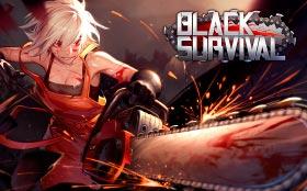 Black Survival Logo
