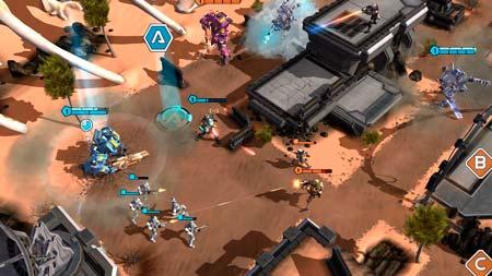 Titanfall Assault Screen 6