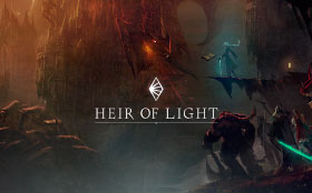 Heir of Light Logo