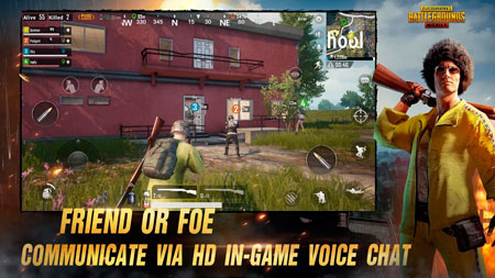 PUBG Mobile Screen 1