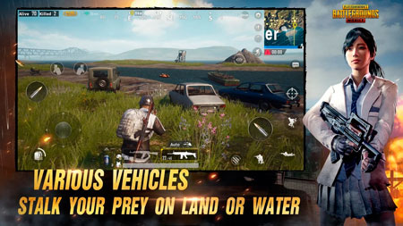 PUBG Mobile Screen 3