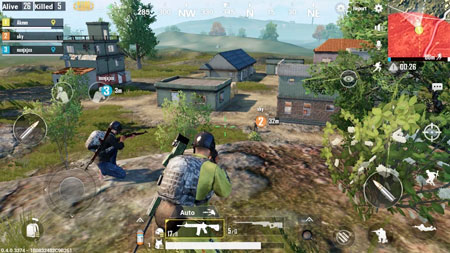 PUBG Mobile Screen 5